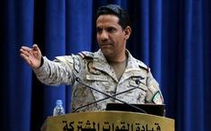 Liên quân Saudi Arabia không kích Yemen