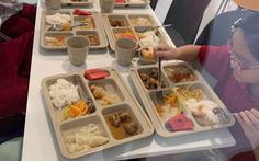 Trường Việt Úc xin lỗi về chất lượng bữa ăn của học sinh