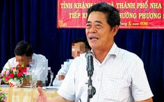 Bí thư Tỉnh ủy Khánh Hòa xin nghỉ hưu khi đang bị xem xét kỷ luật