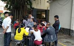 Hàng trăm khách hàng tiếp tục đến Công an TP.HCM tố cáo Alibaba