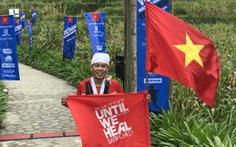 Nguyễn Tiến Hùng vô địch cự ly 100km tại giải marathon leo núi Sa Pa