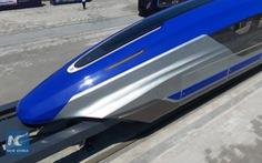 Video: Tàu đệm từ siêu tốc có thể đạt đến tốc độ 600 km/h