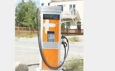 Chính quyền hợp tác tư nhân làm trạm sạc nhanh cho xe điện