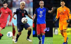 10 cầu thủ đắt nhất Đông Nam Á: Thái Lan áp đảo, không có Việt Nam