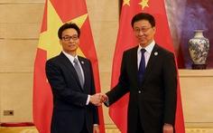 Phó Thủ tướng Vũ Đức Đam đề nghị Trung Quốc không làm phức tạp tình hình Biển Đông