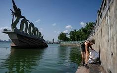 Hàng ngàn người khắp châu Á xuống đường lượm rác nhân 'Ngày dọn dẹp thế giới'