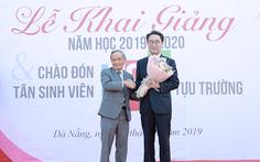 Viện trưởng du lịch ĐH Duy Tân nhận giải thành tựu cuộc đời của Tổng thống Hàn Quốc