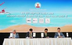 Novaland hợp tác chiến lược cùng The PGA of America, IMG và Accor