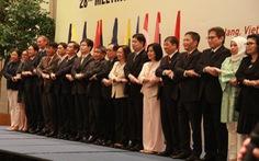 Đàm phán Hiệp định RCEP 'sắp đến hồi kết'