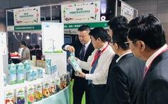 Mở rộng kênh phân phối, Vinamilk lấn sâu vào thị trường Trung Quốc