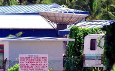 Đánh bật Đài Loan khỏi Kiribati, Trung Quốc lộ tham vọng vũ trụ?