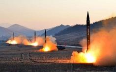 Yonhap: Triều Tiên bắn hai tên lửa đạn đạo tầm ngắn