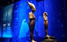 Triển lãm về vua Ai Cập có người xem kỷ lục mọi thời đại ở Paris