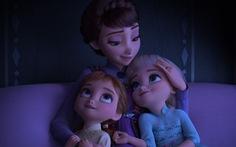 'Frozen 2' tung trailer hé lộ thời thơ ấu của nữ hoàng băng giá Elsa