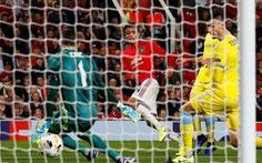 Tiền đạo 17 tuổi Greenwood 'độc diễn' ghi bàn giúp Manchester United có 3 điểm ở Europa League