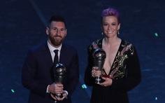 Không phải Van Dijk, Messi mới là người thắng giải FIFA The Best