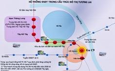 Đường sắt Nam Thăng Long - Trần Hưng Đạo 11 năm chờ phê duyệt ga ngầm
