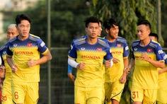 Tuyển Việt Nam chốt danh sách đấu Malaysia: loại 9 cầu thủ, thêm 2 cái tên từ U22