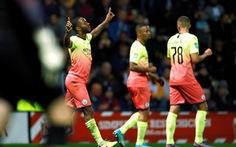 Cúp Liên đoàn Anh: M.C và Arsenal đi tiếp, Tottenham bị loại