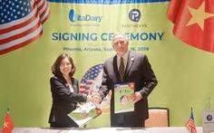 VitaDairy nhập khẩu sữa non ColosIgG 24h từ Mỹ về Việt Nam