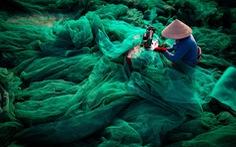 Thông điệp đáng lo sau bức ảnh Việt Nam tại cuộc thi ảnh môi trường thế giới