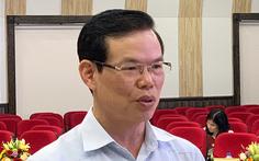 Ông Triệu Tài Vinh nói về chuyện 'cả nhà làm quan' và tiêu cực thi cử