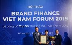 Ba nhà mạng di động có tên trong top 10 thương hiệu Việt giá trị nhất năm 2019