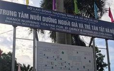Kiểm tra, xử lý cán bộ trung tâm nhân đạo ăn chặn hàng từ thiện
