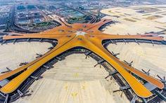 Khám phá 'sân bay sao biển' trị giá 11,7 tỉ USD ở Trung Quốc