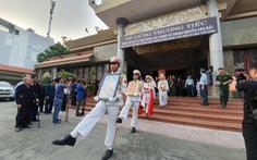 Tiễn đưa 'phi công phi thường' Nguyễn Văn Bảy về quê nhà Lai Vung