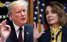 'Cung đấu' Trump - Đảng Dân chủ