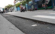 Điện lực Sài Gòn cam kết sửa chữa mặt đường quận 1, quận 3 trước 30-9