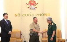 Việt Nam - Hoa Kỳ tham vấn quốc phòng