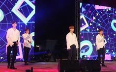 Hai nhóm nhạc Hàn G-Friend và Snuper sẽ biểu diễn ở phố đi bộ Nguyễn Huệ