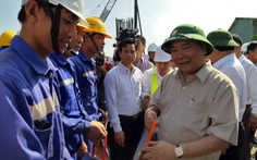Thủ tướng yêu cầu khánh thành dự án cao tốc Trung Lương - Mỹ Thuận ngày 30-4-2021