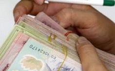 Tiền học 600.000 đồng, tiền đủ loại quỹ 1,2 triệu