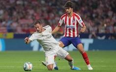 Hòa tẻ nhạt trong trận derby thành Madrid, Real Madrid chỉ hơn Barca 2 điểm