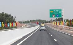 Thông xe đoạn Bắc Giang - Chi Lăng của đường cao tốc Bắc Giang - Lạng Sơn