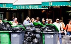 Paris bẩn như ở thế giới thứ ba