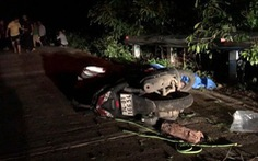 Lại có du khách tử vong khi đi xe máy trên bán đảo Sơn Trà