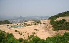Báo cáo Thủ tướng loạt sai phạm ở 5 dự án 'băm nát' núi Chín Khúc