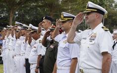Tướng Mỹ: Việt Nam rất chuyên nghiệp trong diễn tập hải quân