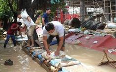 Sihanoukville ngập bất thường vì… quy hoạch