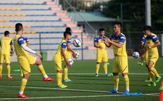 Vé trận giao hữu U22 Việt Nam - U22 UAE cao nhất 300.000 đồng