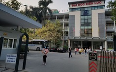 Trường ĐH Điện lực Hà Nội: nâng sửa điểm thi, tuyển sinh vượt chỉ tiêu