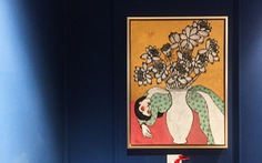 'Bến mơ' của Đặng Dương Bằng: hoa sen mọc ở xứ người
