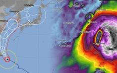 Sợ bão Mitag, Đài Loan đóng cửa thị trường tài chính