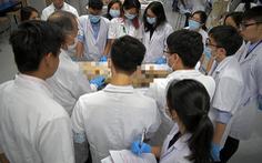 Các trường y áp dụng công nghệ vào môn giải phẫu cơ thể người