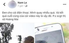 Phạt hai người xúc phạm CSGT trên Facebook tổng cộng 15 triệu đồng