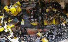 Vụ cháy Công ty Rạng Đông: Cần thông tin kịp thời mức độ ô nhiễm